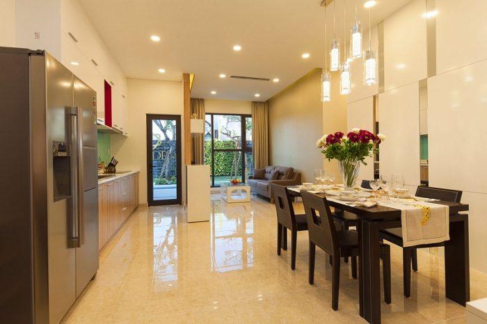 nhà mẫu căn hộ chung cư the golden star