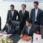 Tập đoàn hàng đầu Hàn Quốc rót vốn cho Hưng Lộc Phát tại dự án quận 7