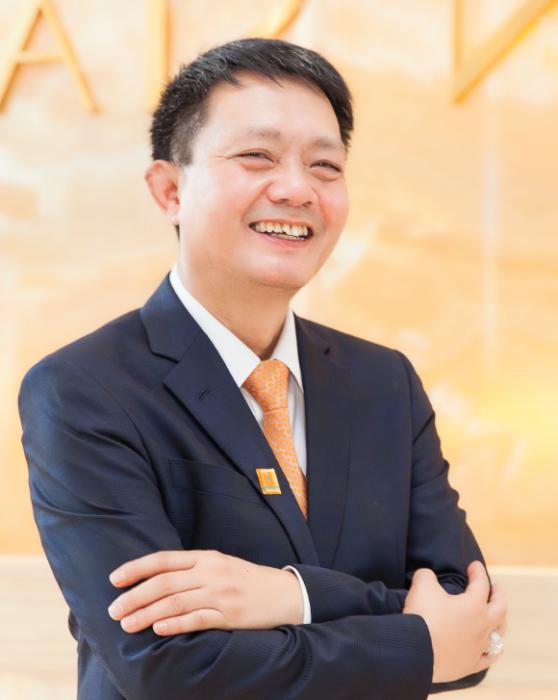 Ông Nguyễn Dư Lực chủ tịch công ty Hưng Lộc Phát Corporation