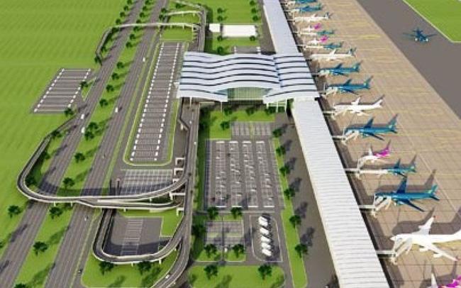 phối cảnh sân bay phan thiết 2019
