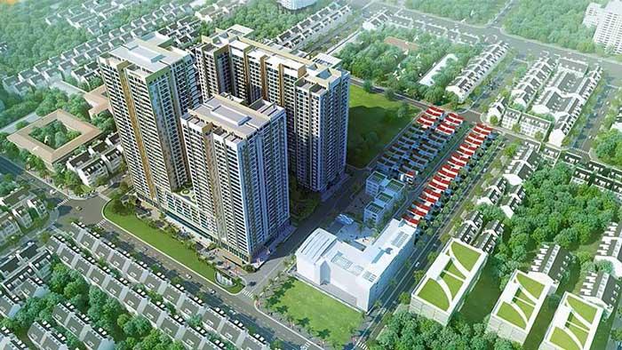 Đường Phạm Hữu Lầu quận 7 - Vị trí đắc địa, tiện ích, thuận lợi giao thông