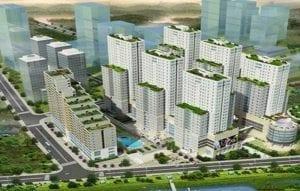 Thông tin khái quát về đường Phạm Hữu Lầu Quận 7