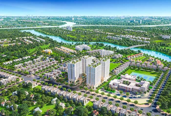Thông tin về Top 5 căn hộ chung cư cao cấp liền kề Phú Mỹ Hưng