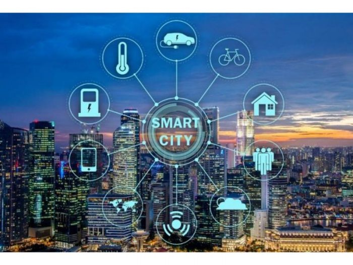 đô thị thông minh là gì