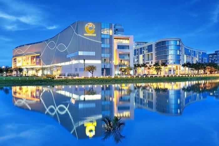siêu thị Crescent Mall quận 7