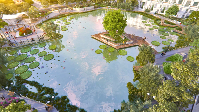 tiện ích dự án căn hộ the peak garden quận 7